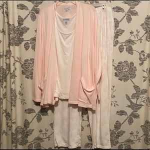 Kim Rogers 3 Piece Pajama Set